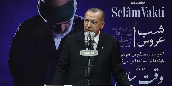 Cumhurbaşkanı Erdoğan'dan flaş 'Esad' mesajı