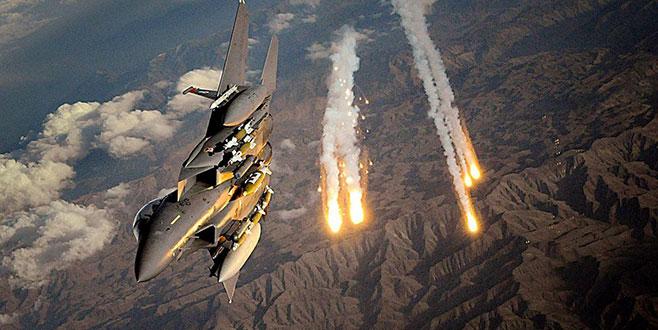 Kuzey Irak'a hava harekatı