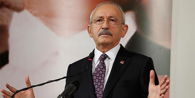 Kılıçdaroğlu: Simit satana da aynı, milyar dolar kazanana da...