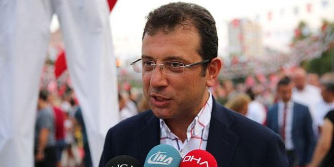 CHP'nin İstanbul adayı Ekrem İmamoğlu'dan ilk açıklama