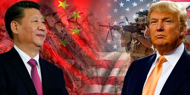 Çin Devlet Başkanı'ndan Trump'a rest!