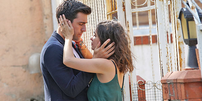 Ünlü ikiliden romantik bir film