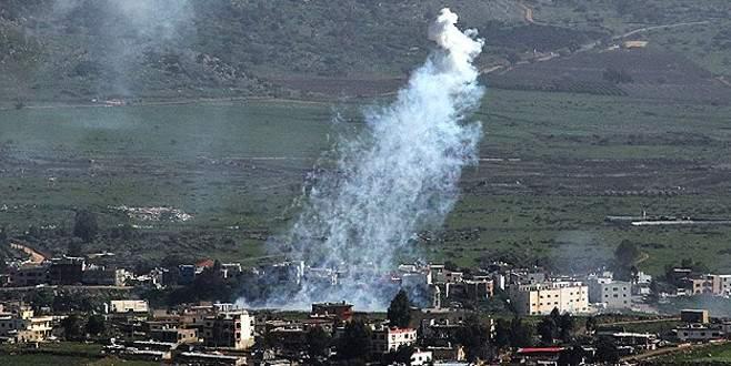 İsrail'den misilleme saldırısı