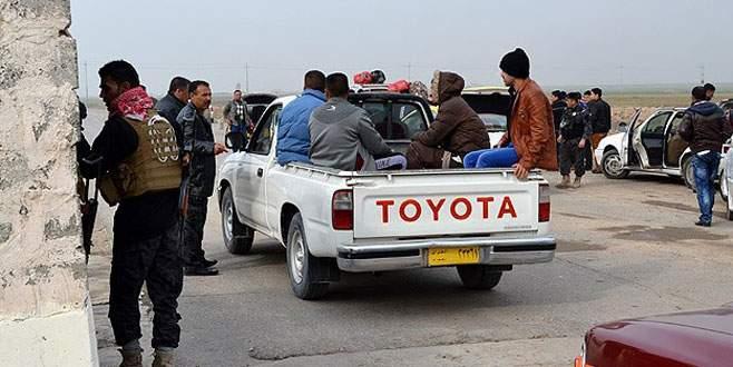 Irak'ta tersine göç