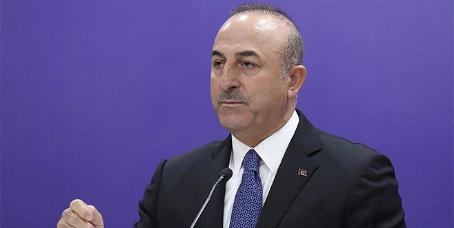 Çavuşoğlu: YPG'ye harekat ABD'nin çekilmesine bağlı değil