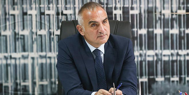 Kültür ve Turizm Bakanı Bursa'da