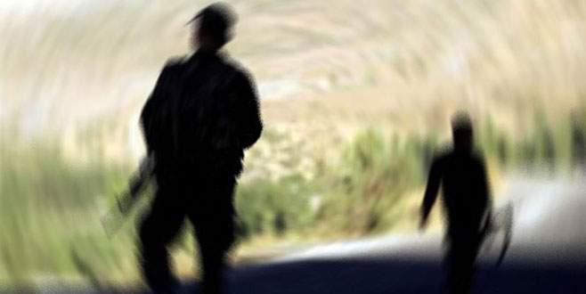 Jandarmaya silahlı saldırı: 1 şehit