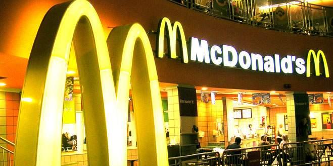 McDonald's'ta değişiklik