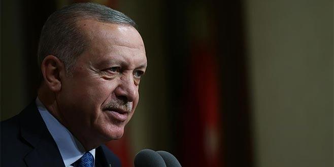 Erdoğan'dan S-400 açıklaması: Kontrol TSK'da olacak