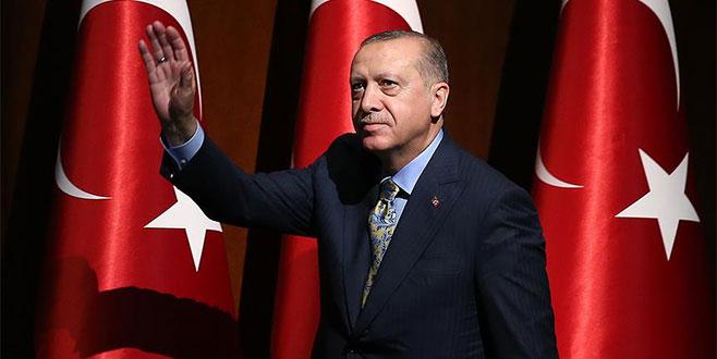 Cumhurbaşkanı Erdoğan'dan Türkçe ve Kürtçe Nevruz mesajı