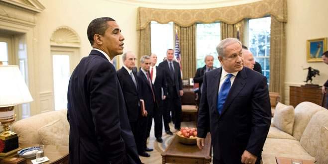 Obama'dan Netanyahu'ya ret