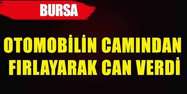 Bursa'da feci kaza: 1 ölü