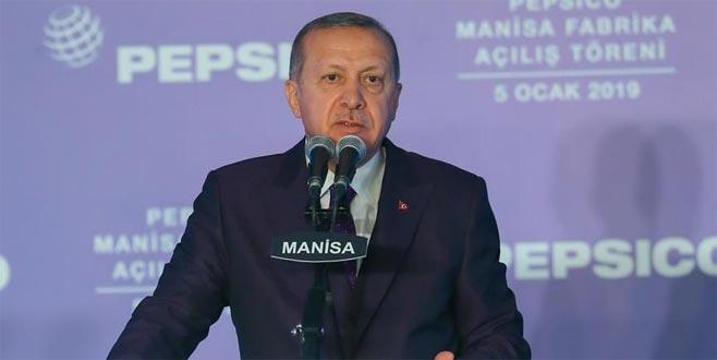 Erdoğan: Türkiye uluslararası yatırımcılar için güvenli bir liman olmayı sürdürüyor
