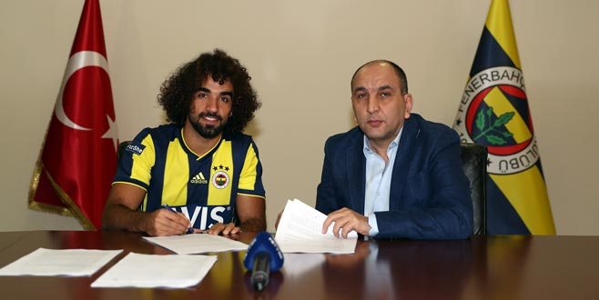 Sadık Çiftpınar, resmen Fenerbahçe'de