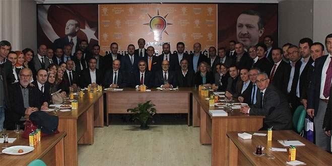 Ak Parti'de Osmangazi ve Nilüfer iş birliği