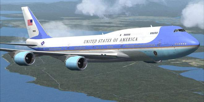 Yeni 'Air Force One' uçağı