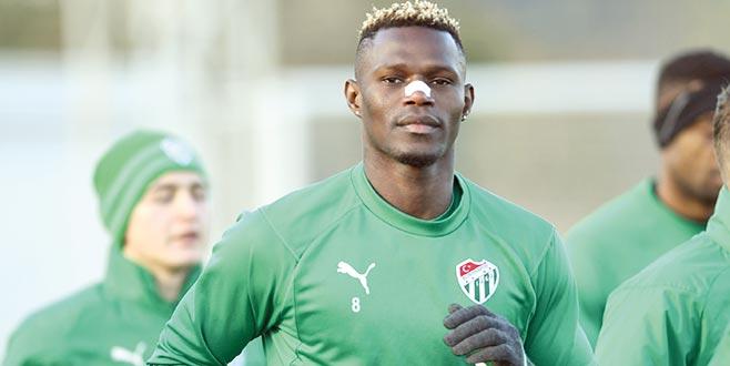 Stephane Badji paylaşılamıyor