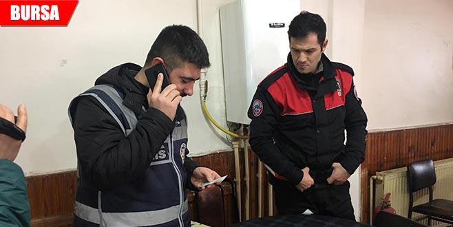 150 polis ile huzur operasyonu