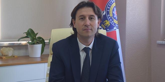 Karacabey'in yeni emniyet müdürü göreve başladı