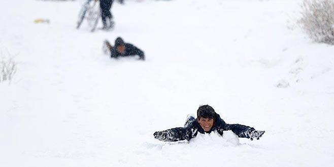 7 ilde okullara kar tatili
