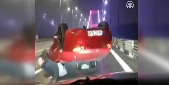 Makas atarken kaza yapmıştı! Cezası belli oldu