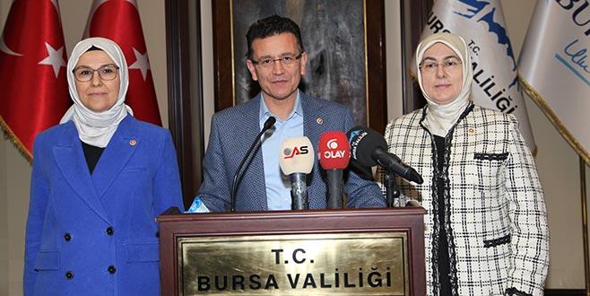 'Bursa göçte örnek şehir'