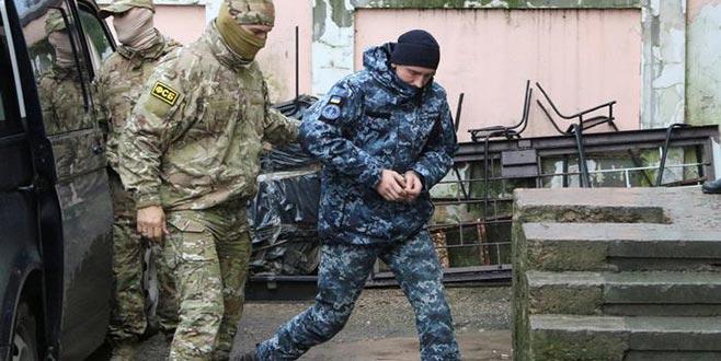 Ukraynalı denizcilerin takası gündeme gelebilir
