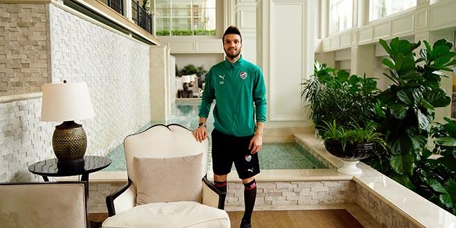 Bursaspor'un en iyi transferi