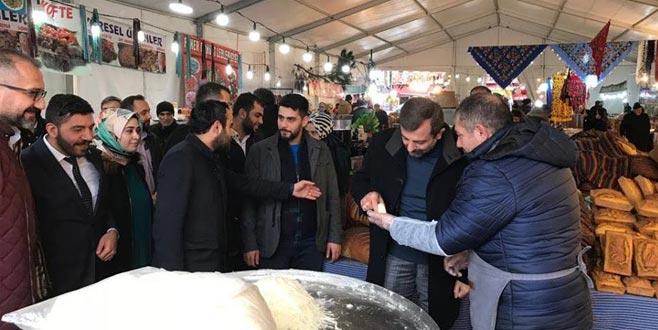 Gürsu'da festival coşkusu