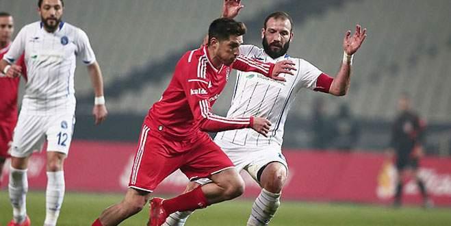 Beşiktaş farklı galip: 3-1