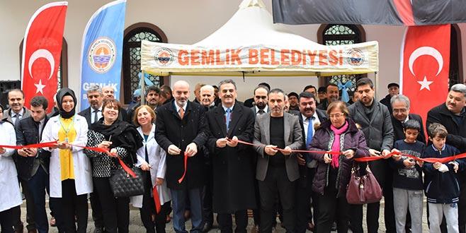 Aile Sağlığı Merkezi açıldı