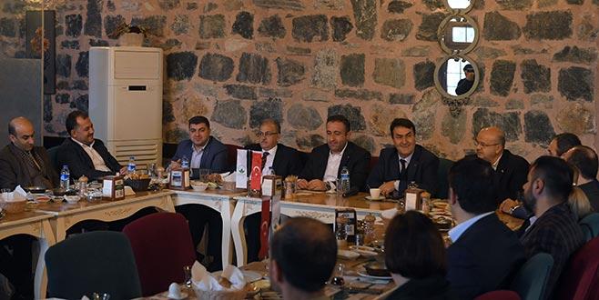Osmangazi'de 'birlik beraberlik' zamanı