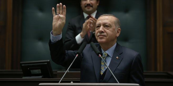 Cumhurbaşkanı Erdoğan'dan Trump'ın mesajıyla ilgili açıklama