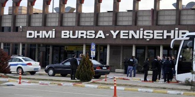 Bursa'dan 2018'de 243 bin kişi uçtu