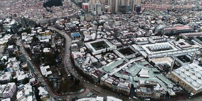 Bursa'nın tarihi çarşı ve hanlarına yeni proje