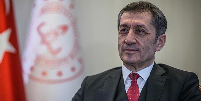 Milli Eğitim Bakanı'ndan ailelere uyarı