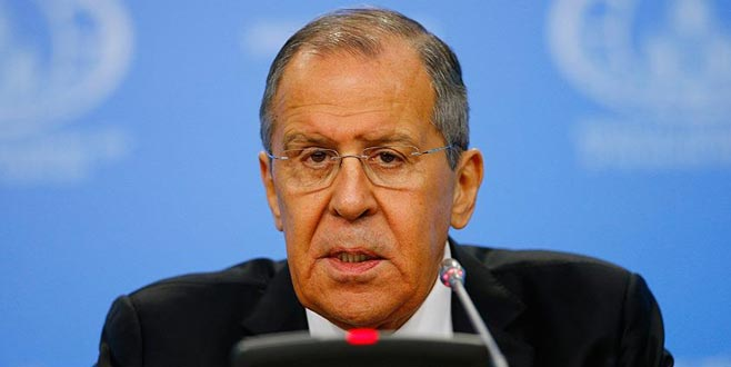 Lavrov'dan İdlib'e operasyon sinyali