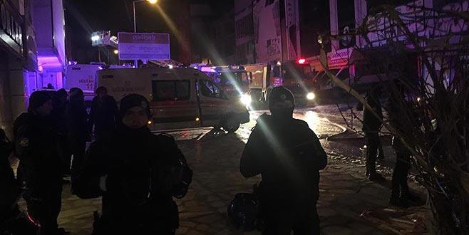 Ankara Siteler'de yangın: 5 kişi hayatını kaybetti