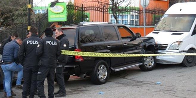 Bedrettin Dalan'ın oğluna ait cipi çalmaya çalışan hırsız öldürüldü