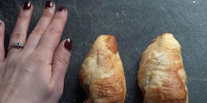 Sadece elinizi kullanarak yemekte doğru porsiyonu nasıl bulabilirsiniz?