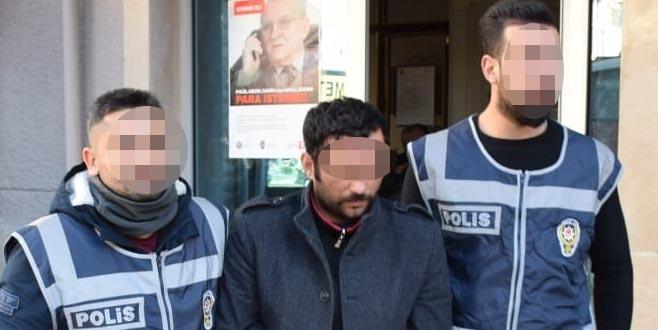 Mustafakemalpaşa'da uyuşturucu operasyonu