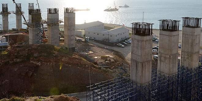 'İstanbul-Bursa-İzmir Otoyolu' hedefin önünde gidiyor