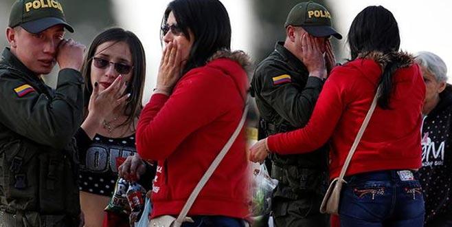 Kolombiya'da terör saldırısı: 3 gün yas...
