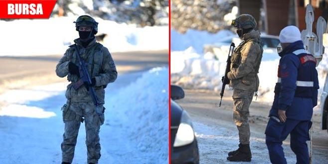 Güvenlik önlemleri artırıldı! Jandarma kuş uçurtmuyor...