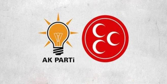 Cumhur İttifakı genişledi: AK Parti 44, MHP 7 ilde aday gösterdi