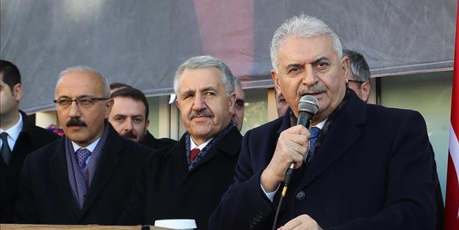 Yıldırım: Türkiye nasıl bir kalkınma hamlesi içinde olduğunu herkese gösteriyor