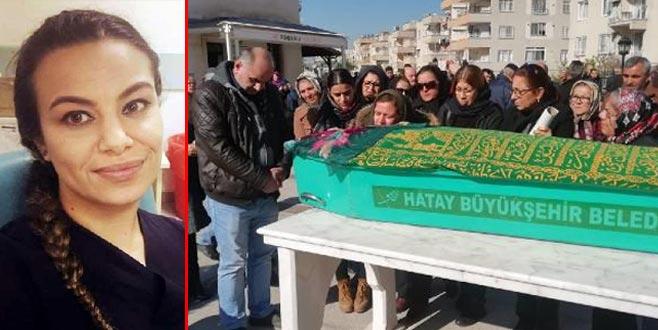 Bursa'da hayatını kaybeden hemşireye son görev