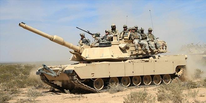 ABD askerleri Bağdat'ın kuzeyine yerleşiyor