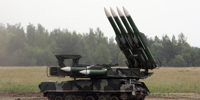 Rusya: Suriye'ye atılan 7 İsrail füzesini düşürdük