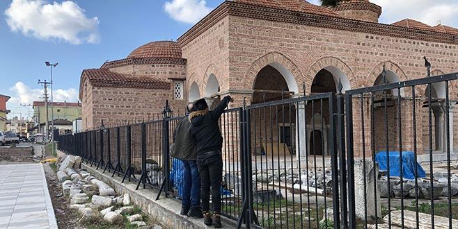 UNESCO Geçici Listesi'nde bulunan İznik'teki müze 7 yıldır kapalı